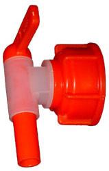 Hahn für Getränkefass und Wasserkanister