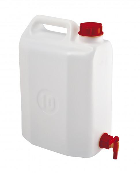 Wasserkanister mit Hahn
